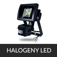 halogeny led