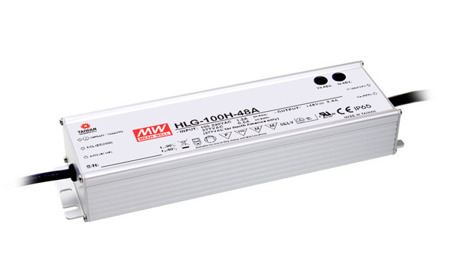 Zasilacz Mean Well HLG-100H-48 | 96W 48V 2A IP67