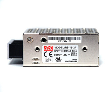 Zasilacz Mean Well RS-15-15 | 15V 1A 15W