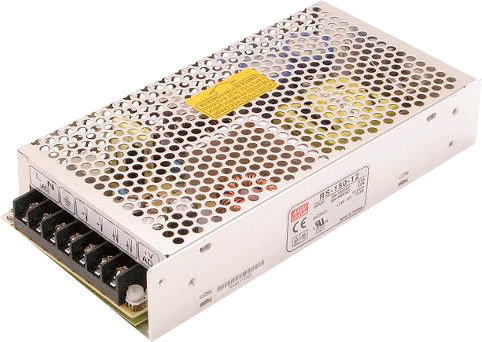 Zasilacz Mean Well RS-150-5 5V/26A 130W